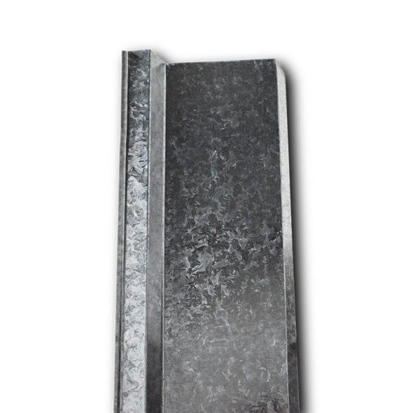 Babeta de chapa galvanizada para zingueria