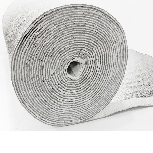 Aislación de espuma de polietileno con Aluminio Doble
