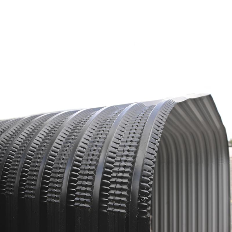 Garage autoportante de chapa curva T-98 de acero