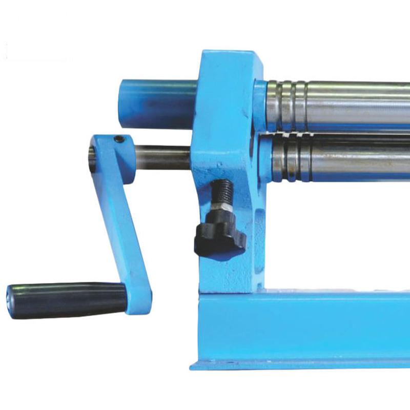 Máquina Cilindradora de caños Manual para zinguería