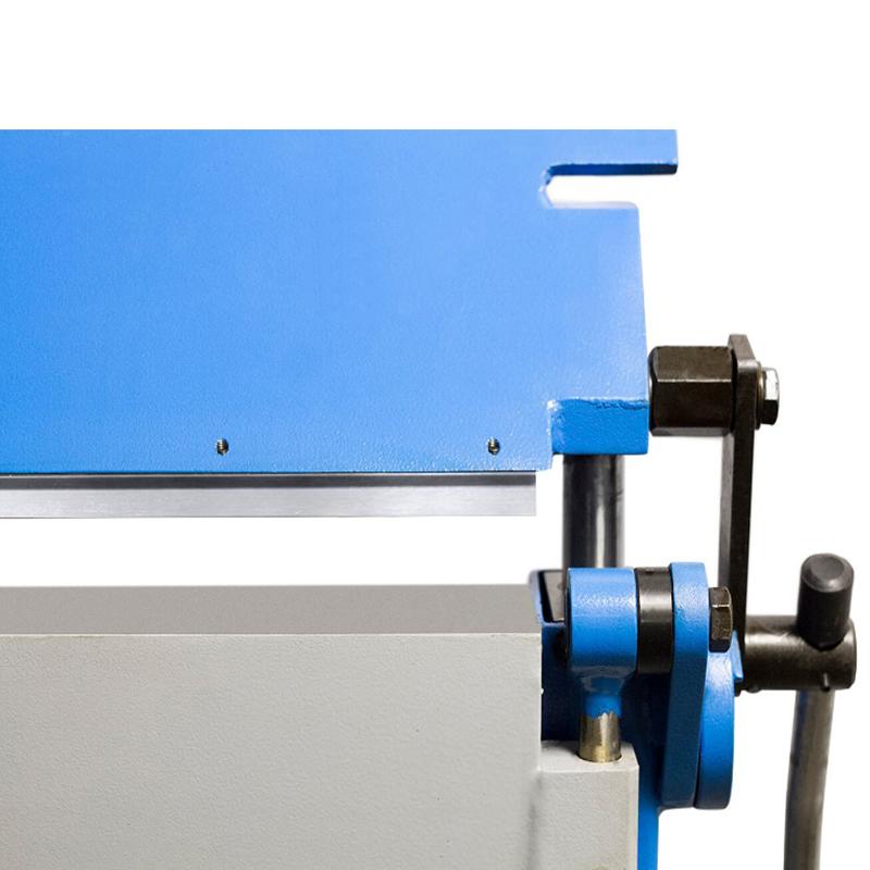 Máquina Dobladora Plegadora y Cortadora Manual para zinguería