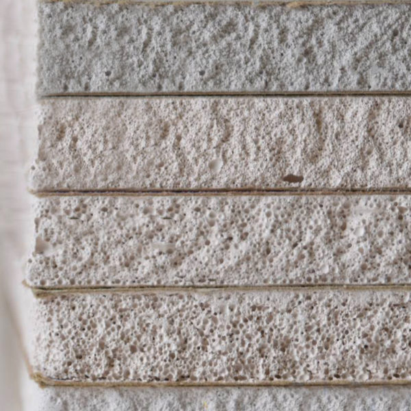 Placas de yeso para construccion en seco