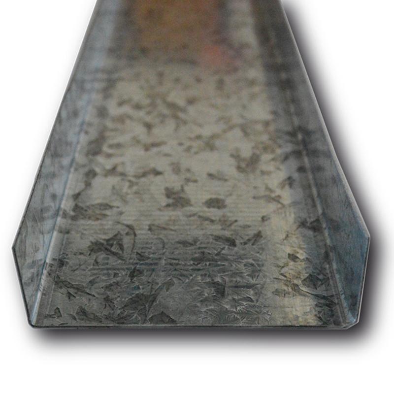 """Perfil Industrializado """"U"""" (PGU) para viviendas Steel Framing"""