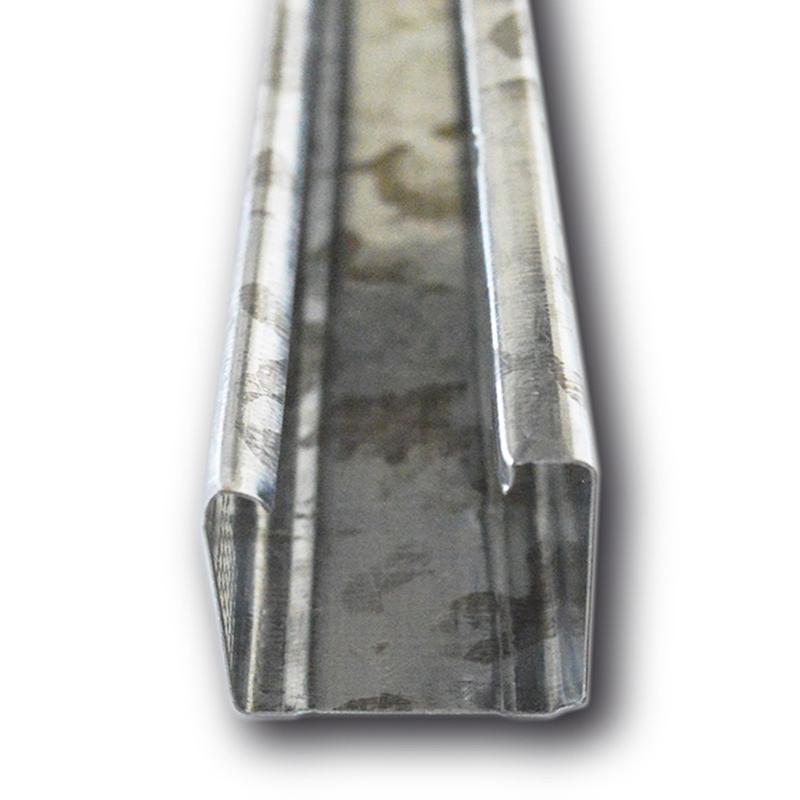 Perfil Montante para Construcción en Seco Drywall Durlock