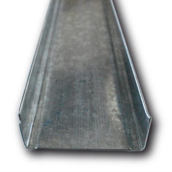 Perfil Solera para Construcción en Seco Drywall Durlock