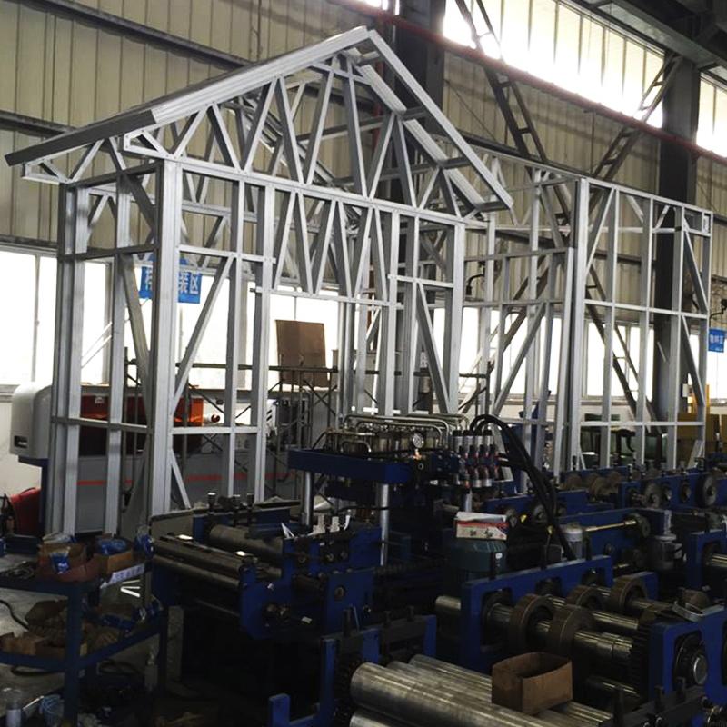 Fabricando Perfiles Steel Framing Industrializados